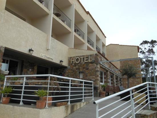 Hotel Restaurant Le Filosorma