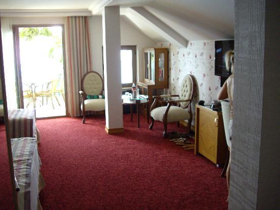 Orsmaris Boutique Hotel: our room