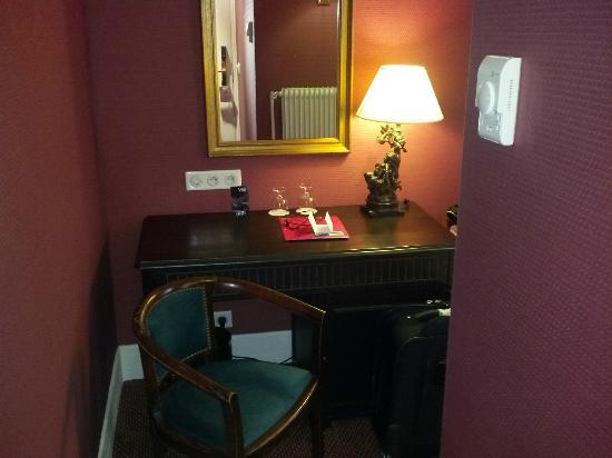 Hotel Serotel Lutece: Entry