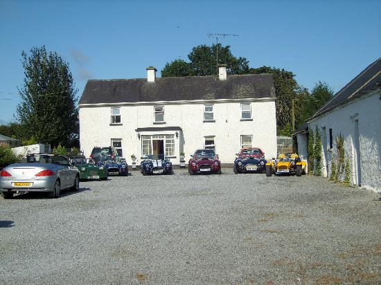 Castletown Geoghegan, Irlanda: 3 star Board failte approved B&B