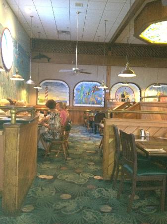 Olde World Restaurant Under The Sea Part Of Decor