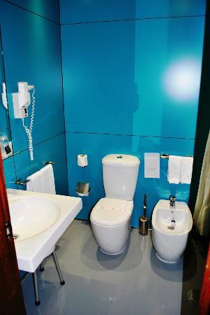 Hotel Fundador: Banheiro