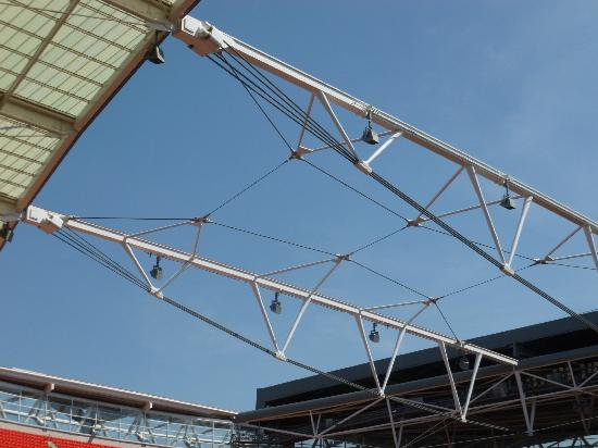 Retractable Roof Picture Of Wembley Stadium Wembley