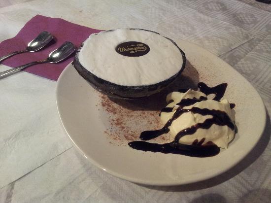 Toto Ristorante Italiano : Coconunt ice cream desert
