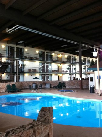 Minot, ND: Pool Area