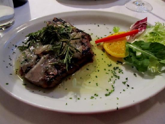 Grilled beef tenderloin with traditional tuscan back bacon - La cucina del garga ...