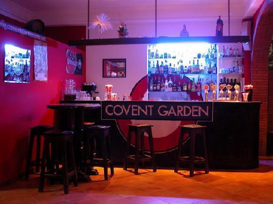 Covent Garden: Bar