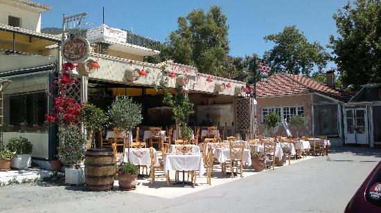 The Barrel : The best taverna