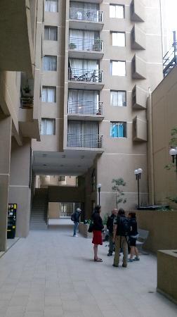Chileapart.com : entrer principale intérieure