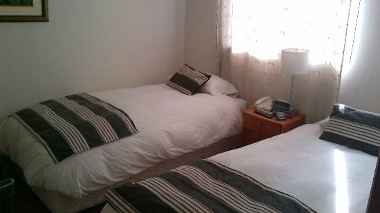 Chileapart.com: chambre