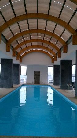 Chileapart.com: piscine intérieure au 19 ieme étage