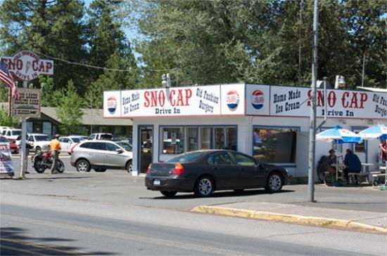 Sno Cap Ice Cream