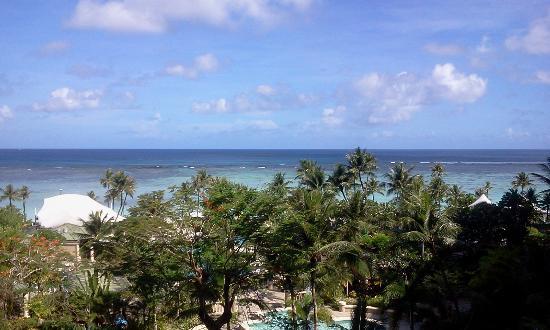 Hyatt Regency Guam: Glorious Morning from The Hyatt Guam