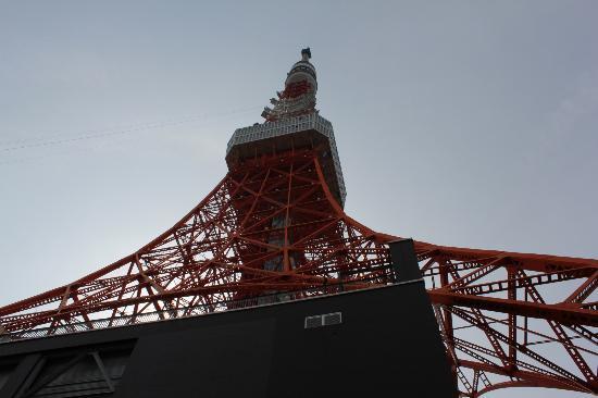 Tokyo Tower: sitakara