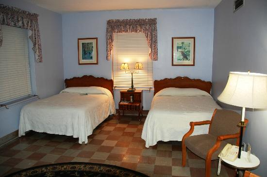 Wakulla Springs, Flórida: Guest Bedroom