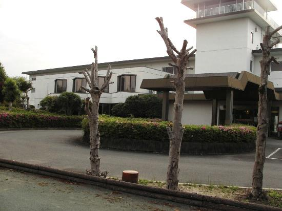 Kanpo no Yado Yamaga : 宿の玄関先