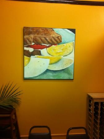 Sidney's Cafe and Bistro : Sidney's cafe & bistro