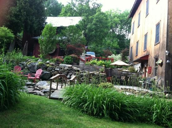 Glenwood Mill Bed & Breakfast: view from property