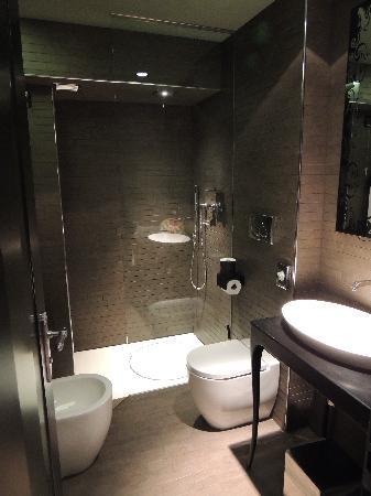 Hotel Palazzo Barbarigo Sul Canal Grande: Bathroom