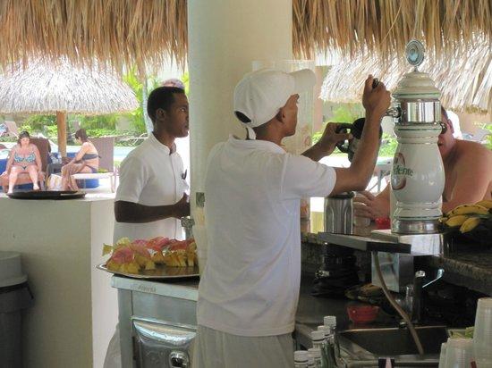 Secrets Royal Beach Punta Cana: Our Favorite Butler - Juan Manuel