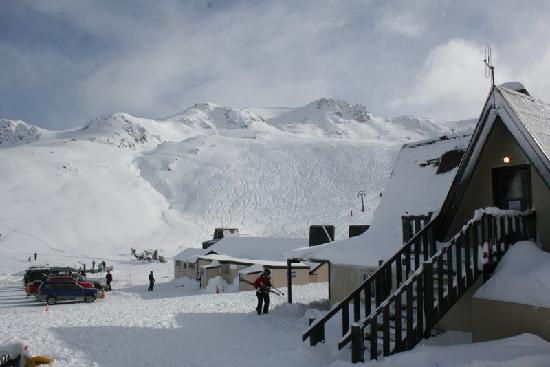 Saint Arnaud, New Zealand: Rainbow Ski Area