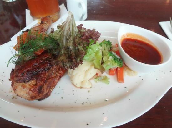 Nannini : Chicken grill