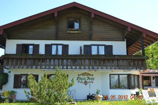 Alpenhotel Bergzauber: Front of the Hotel