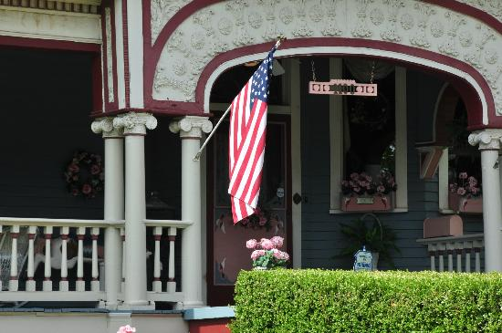 "Downtown Denison : Fans of ""gingerbread"" trim will love older residential sections of town."