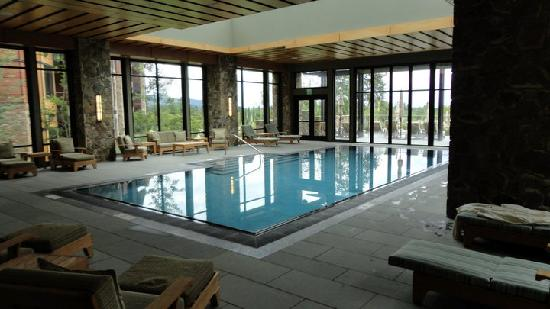 Allison Inn & Spa: The Allison pool