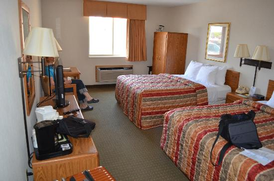 Days Inn Rapid City: Guest room