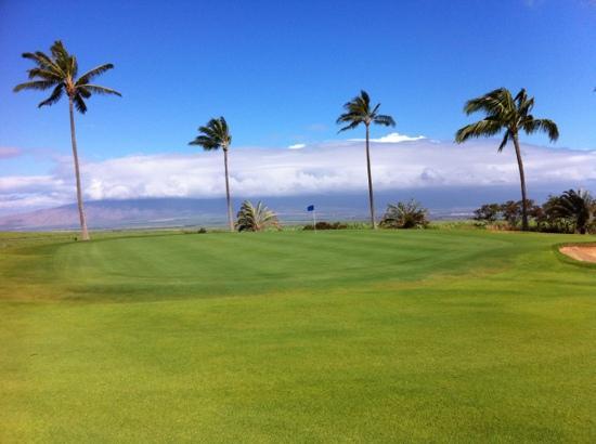 Pukalani Country Club: #2 One of several phenomenal views