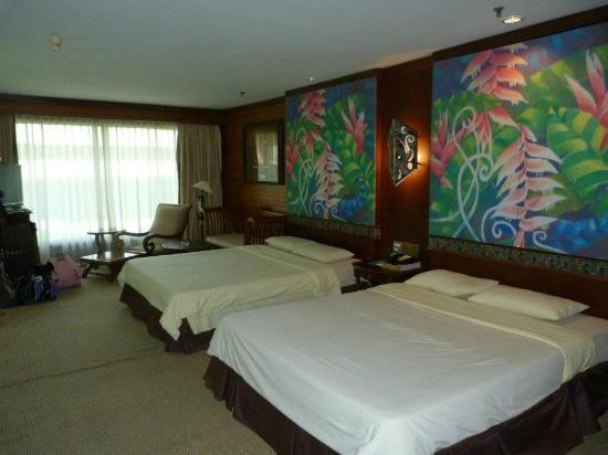 Damai Beach Resort: Chalet