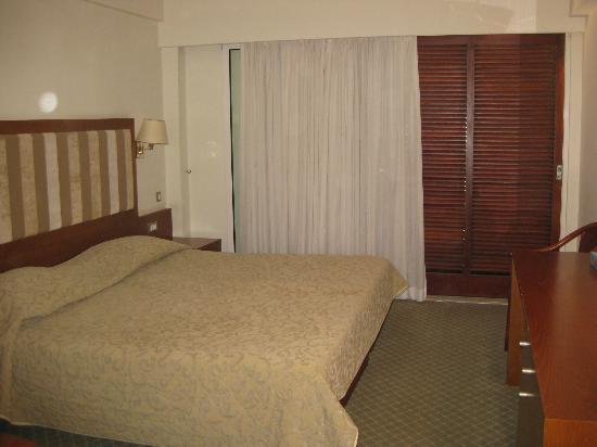 BEST WESTERN Plaza Hotel : Bedroom