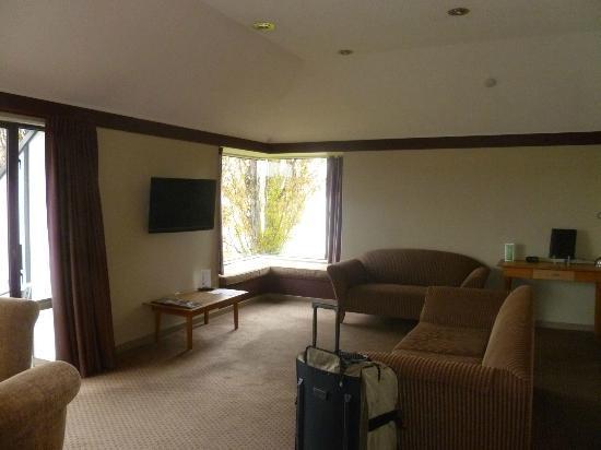 Edgewater: Lounge area