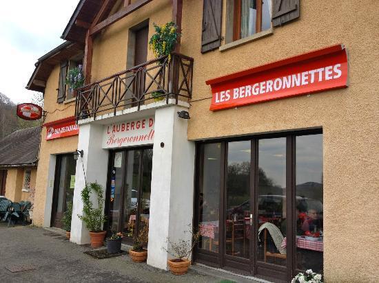 Orta Pireneler, Fransa: L'augerge des Bergeronnettes, Tarbes