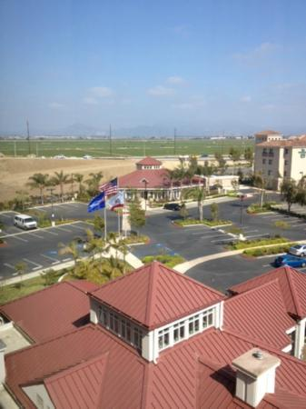 Hilton Garden Inn, Oxnard/Camarillo: view