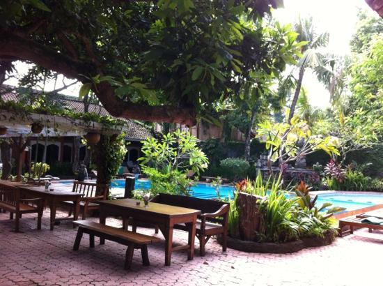 Puri Wisata Bungalows: piscine
