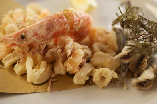 Beachbar: fritto misto