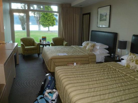Distinction Te Anau Hotel and Villas: Room 103