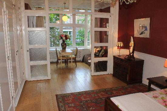 Prince Henry, Private Suites and Gardens: Superior Apartment Suite