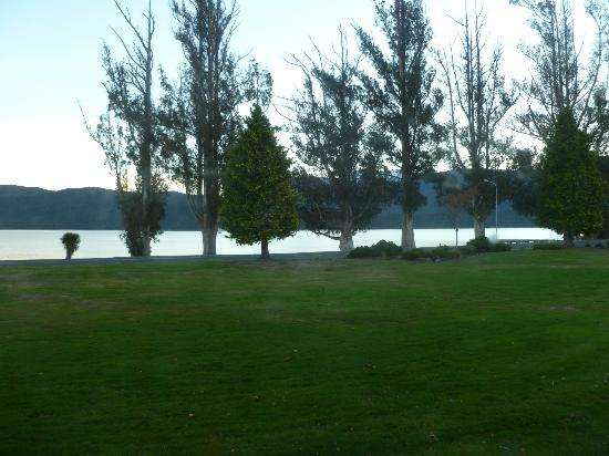 Distinction Te Anau Hotel and Villas : View from room
