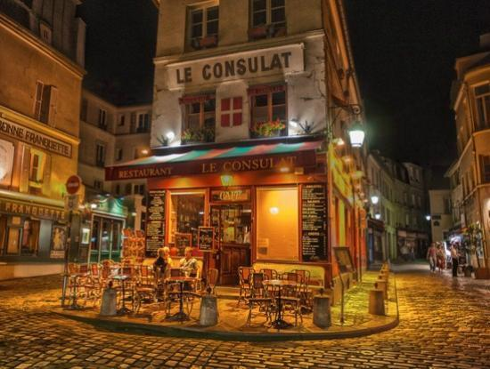 Le consulat paris montmartre restaurant reviews for Restaurant cuisine francaise paris