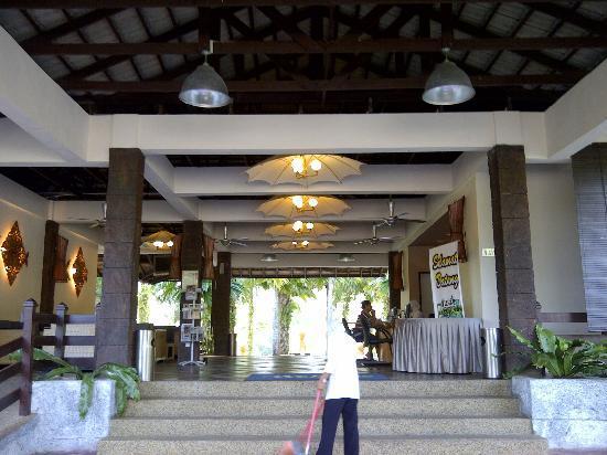 Felda Residence Hot Springs: hotel lobby