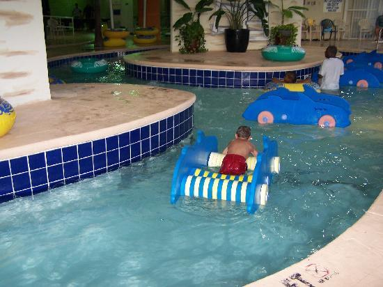 Dunes Village Resort Indoor Lazy River