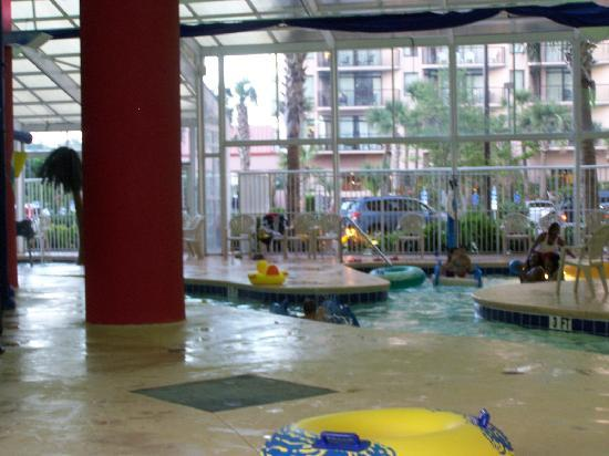 Indoor Water Park Picture Of Dunes Village Resort Myrtle