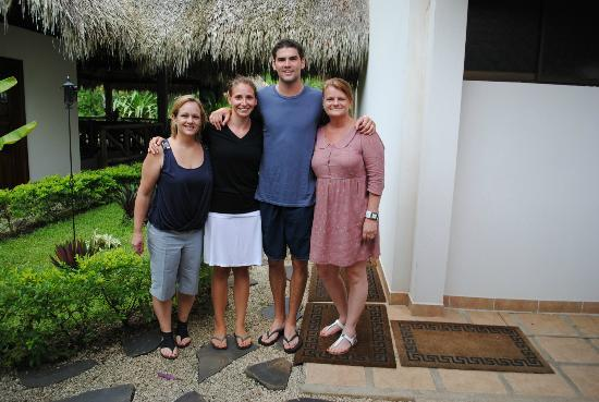 Hotel Pumilio : Such great people!