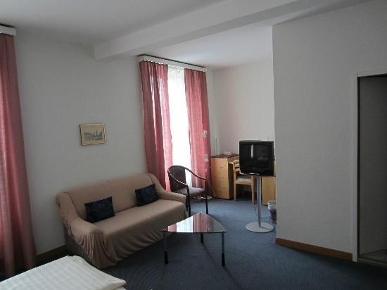 Hotel Metropole : Large Double Room