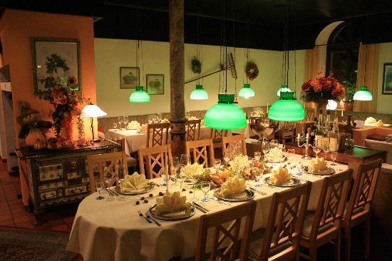 Gasthof zum Baeren: Restaurant