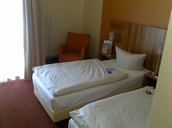 Best Western Hotel Braunschweig Seminarius: Zimmer mit zwei Einzelbetten