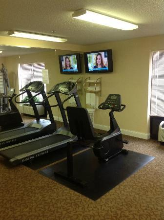 Holiday Inn Express Berea: Fitness Area